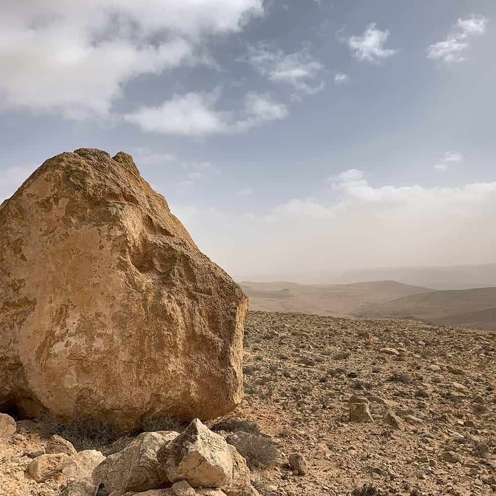"""כביש 171 המחבר את צומת בה""""ד 1 עם גבול מצרים"""