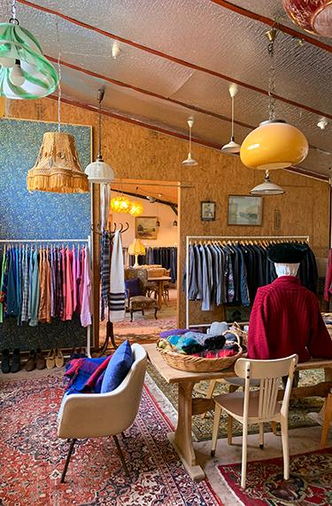 חנות בגדים יד שנייה בקיבוץ גבעת חיים איחוד